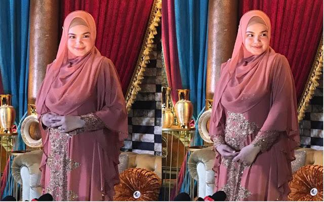 """""""Sejak Hamil, Siti Tidak Boleh Berenggang Sekejap Dengan Saya,"""" Datuk K Teruja, Teringin Anak Perempuan"""